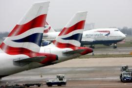 British Airways cancela todos los vuelos previstos para este sábado desde Heathrow y Gatwick por un fallo informático