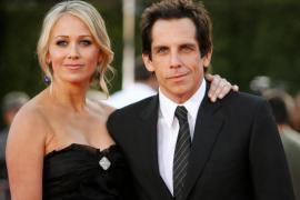 Christine Taylor y Ben Stiller