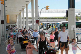 Récord de pasajeros en el aeropuerto de Son Sant Joan
