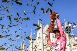 Dumoulin conquista el Giro de Italia, con Quintana segundo y Nibali tercero