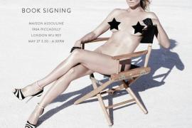 Heidi Klum, al desnudo