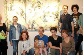 La fundación López Fuseya expone obras de Malena Tous