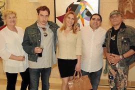 Entrega de premios del grupo Pro Arte y Cultura de Mayte Spínola