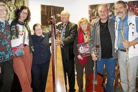Un libro repasa los mejores años del Centro de la Guitarra