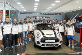 MINI Proa Premium, nuevo patrocinador del equipo de pádel A2 Sports