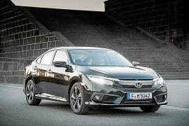 Honda presenta el nuevo Civic Sedán 2017