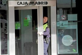 El atracador del banco de Inca asalta otra sucursal en Palma y huye con 5.000 euros