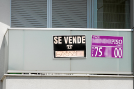 Las ventas de viviendas subieron un 18,4% en Balears en 2010, con 9.698 operaciones