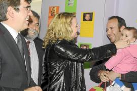 Antich inaugura el colegio Ses Bassetes y la escuela infantil Es Saluet en el Port