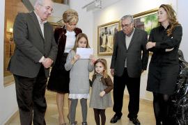 La galería Vanrell presenta una revisión del paisajismo de Joan Miralles