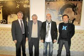Miquel Mesquida expone en Can Prunera una obra con fuerte carga onírica