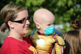 Cambian el diagnóstico de una niña de un resfriado a leucemia en 48 horas