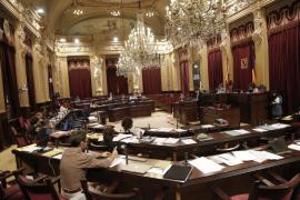 Rechazadas las enmiendas a la totalidad de PP, Cs y El PI a la ley de alquiler turístico del Govern