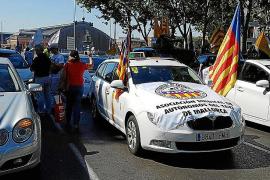La campaña de inspección erradica el transporte pirata en Son Sant Joan