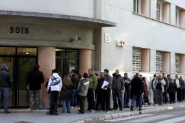 Unos 9.000 parados de larga duración de Balears recibirán la ayuda de 400 euros