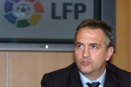 La LFP anuncia un plante en la jornada 30 por la obligación de televisar un partido en abierto