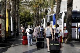Las pernoctaciones extrahoteleras suben un 37,7 % en Baleares en abril