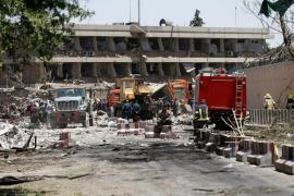 Al menos 80 muertos en un atentado suicida en Kabul