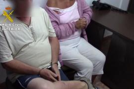 Detenida una pareja que huyó de Mallorca para evitar ingresar en prisión por abusos sexuales a menores