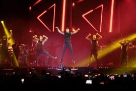 Ricky Martin, concierto en Palma
