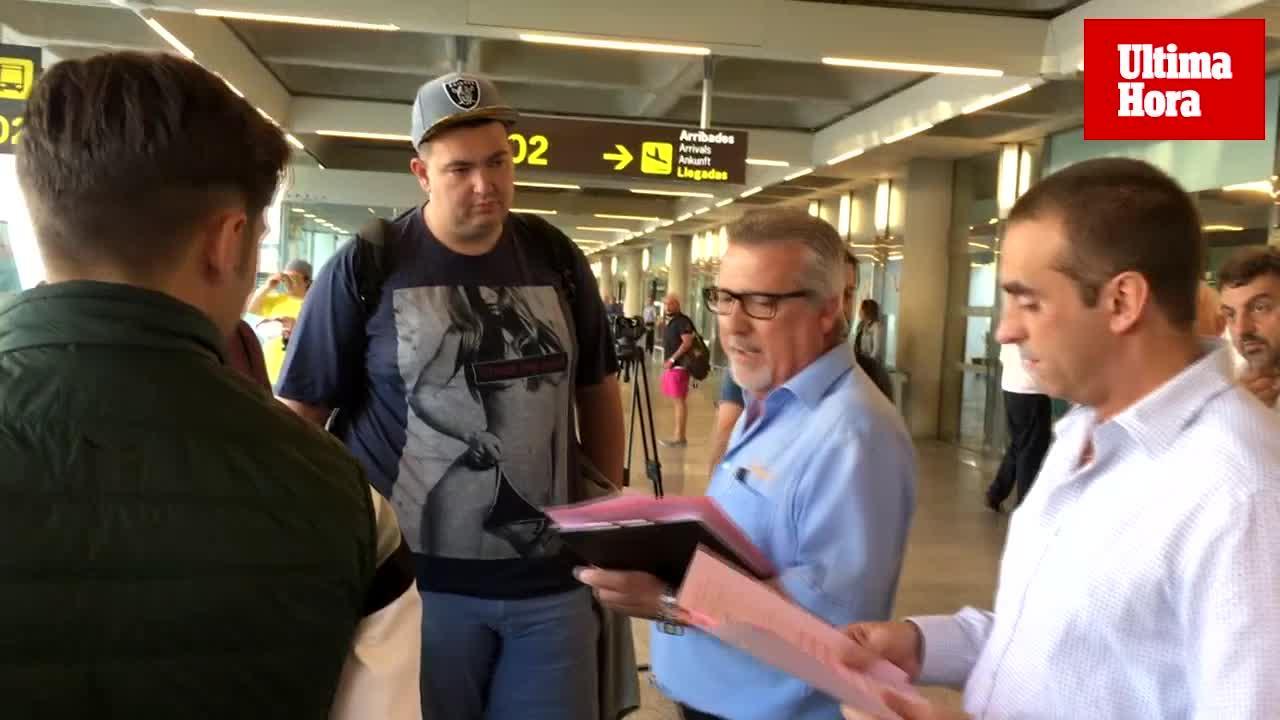 Jornada informativa del transporte discrecional en el aeropuerto