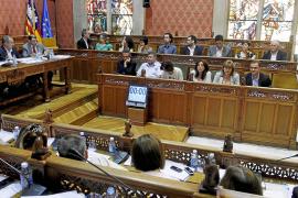 La Lliga Regionalista de Font no le arrebataría la mayoría absoluta al PP en el Consell