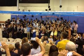 Reencuentro de antiguos alumnos del CIDE por su cincuenta aniversario