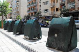 Emaya prevé que todos los contenedores soterrados estén operativos en febrero