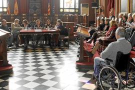 palma local calvo presenta protocolo discapacitados foto jaume more