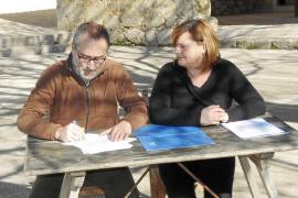 LA FUNDACIÓ DEL CASTELL D'ALARO RECEPCIONA LES OBRES DE L'HOSTATGERIA