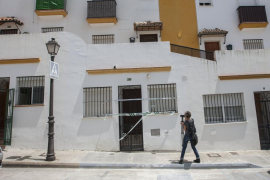 Detenido por matar a su bebé en Cádiz y agredir a la madre, que está embarazada