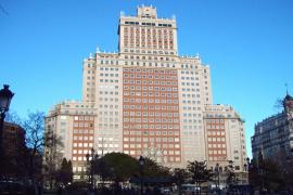 Riu compra el Edificio España de Madrid que contará con un hotel de 650 habitaciones