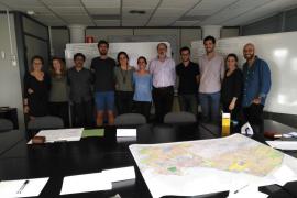 Jóvenes Arquitectos de Mallorca participan en la revisión del Plan General para mejorar Palma