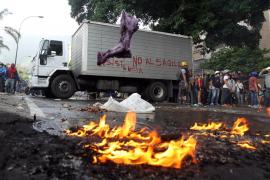 El defensor del Pueblo cifra en 65 los muertos en las protestas en Venezuela