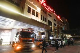 Un ataque armado a un hotel de Manila causa al menos 25 muertos