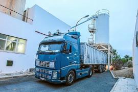 El Govern ha gastado 775.000 euros en trasladar a la Península los lodos de las depuradoras de Ibiza
