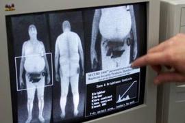 Reino Unido comienza a instalar los escáneres corporales