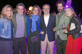 Entrega de premios de la regata APD en Eivissa