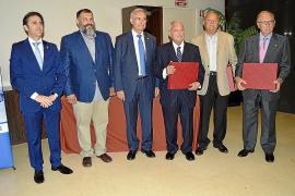 Cena anual del Colegio de Peritos e Ingenieros técnicos