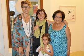 La galería Dionís Bennàssar presenta la obra de Aina Cifre