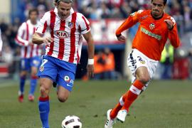 Joaquín firma un castigo injusto para el Atlético