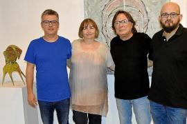 Carles Fabregat expone su obra en Espai d'Art 32