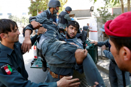 Una violenta protesta por el atentado de Kabul deja al menos 5 muertos