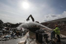 FEHM y MAC Insular han reciclado 150.000 toneladas de residuos de reformas hoteleras desde octubre de 2016