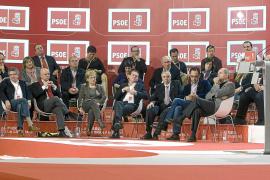 Blanco recuerda a Rajoy que en 2007 puso como ejemplos a seguir a Matas y a Camps