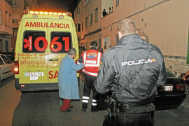 Servicio humanitario en Palma