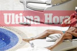 Ricky Martin, al sol de Mallorca