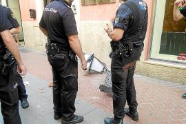 Cort, «sorprendido y consternado» por el accidente de la calle Sant Miquel