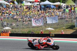 Lorenzo: «Somos mucho más competitivos en ritmo que a una vuelta»