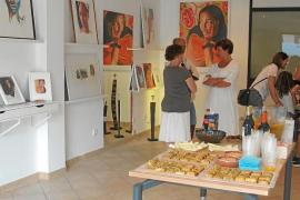 Tres grandes artistas para la apertura de la nueva galería Índigo